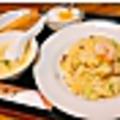 料理メニュー写真五目炒飯セット