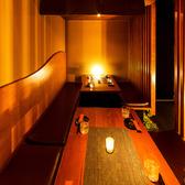 渋谷での飲み会なら当店にお任せ!2名様~6名様個室、8名様~12名様個室etc…様々なタイプのお席をご用意致します。