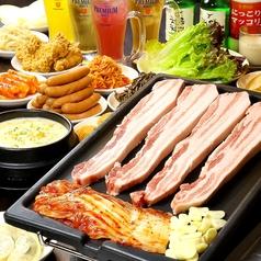 鶴橋とんちゃん 大在店のおすすめ料理1