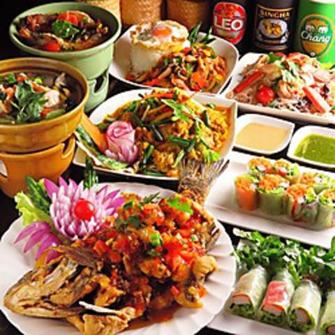 タイレストラン ポータライ