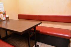 5名様の個室席