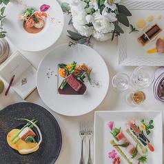 レストラン フィーヌ ゼルブ/シェ トヤの写真