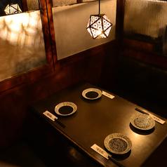 肉バル つむぎ TSUMUGI 松山二番町店の雰囲気1