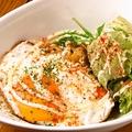 料理メニュー写真鶏肉7種野菜のガパオBowl