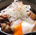 料理メニュー写真備前和牛の肉豆腐