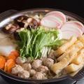 料理メニュー写真国産地鶏鍋