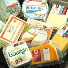 世界のチーズクラッカー付