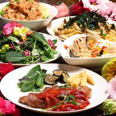 花カフェ トラジェのおすすめ料理1