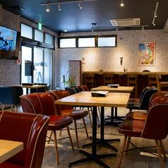 kitchen cafe Orioritto キッチンカフェオリオリットの雰囲気1