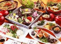 熊本の郷土料理を豊富に取り揃え
