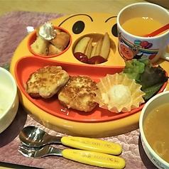 料理メニュー写真しらゆきひめ(新潟産大豆100%のお豆腐ハンバーグ・ポテトフライ)※ランチも注文可
