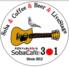 SobaCafe 3○1のロゴ