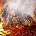 料理メニュー写真人気NO1の自信作♪黒木屋本厚木店名物『奥州鶏の炭火焼』