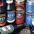 ロシアやトルコの人気ビール
