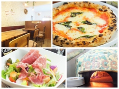 Cafe + Pizza Feliceイメージ