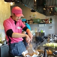お好み焼き以外のメニューも充実!お好み焼きが焼きあがるまでの間にサイドメニューをどうぞ☆食材にこだわった鉄板焼やオリジナルの麺を使った焼そばなどメニューも豊富です。