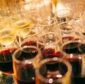 【コース有料オプション】スパークリングワイン お1人様:540円 フリードリンク延長1時間 お1人様1,080:円 有料対応です☆