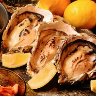 人気ナンバー1の仙鳳趾牡蠣♪