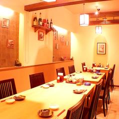 安心野菜の中華とオーガニックワイン 華菜家 HANAYA ハナヤの雰囲気1