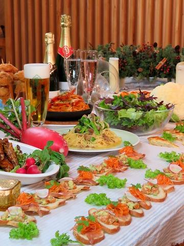 ワインも充実♪美食と美酒で大人の飲み会を…。2017女子会はボレロ食堂で