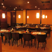 【テーブル席/2~12名様】木のぬくもりを感じられるお席♪お2人様~ご利用可能なお席となっております!