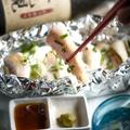 料理メニュー写真島豚アグーの豚とろホイル焼き