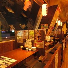 ルンゴカーニバル 北海道原始焼き酒場 セントラルS4店の雰囲気1