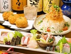 話食ダイ二ング 男魚魚の写真