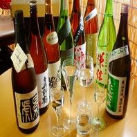店主の出身地!新潟の地酒を各種揃えております!