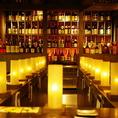 【20名様~店貸切】梅田DDハウス2F!お洒落な店内なので、幹事様の株もきっと上がりますよ♪会社宴会などはもちろん、気の合うお仲間だけで、楽しい時間をお過ごしください。