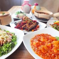 本格中国料理のコース有
