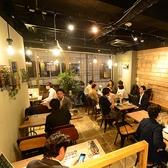 ◆開放感のある空間まるごと貸切◆24名様まで。 各種設備完備!ワンフロア丸々貸切なので盛り上がっても大丈夫♪
