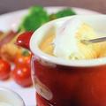 料理メニュー写真チーズフォンデュ(2人前から承ります)