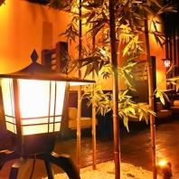 隠れ家の和食居酒屋
