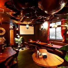 カリビアンカフェ CARIBBEAN CAFE 守谷店の雰囲気2