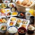 朝食も召し上がれます!!事前に予約なしでの来店歓迎!(朝食料金 大人お一人1600円税別)