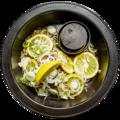 料理メニュー写真ネギ塩レモン