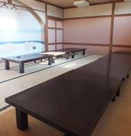 宴会に最適なお座敷個室★大型駐車場も完備