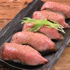 肉の寿司×肉×魚 座バール 難波店のおすすめ料理1