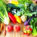 料理メニュー写真カラダに優しい季節野菜のサラダ