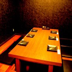 個室のお席は大変人気のお席となっております!!お早目のご予約がオススメ★