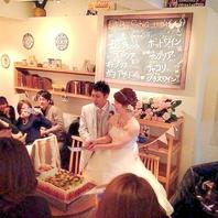 結婚式二次会のサービスいろいろ♪