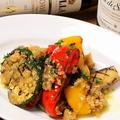 料理メニュー写真グリル野菜のマリネ
