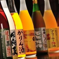 ◆梅酒・果実酒◆