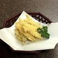 料理メニュー写真子鮎の天ぷら