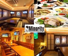 マイノリティ Minority 北新地の写真