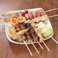 料理メニュー写真10本(塩・タレ)