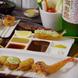 日本酒や焼酎も豊富なセレクション