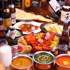 シャマーマハル インドネパールレストランの写真