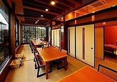 四季の里 和平 神戸ガーデンシティ店の雰囲気1